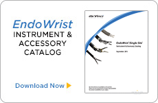 EndoWrist/Single-Site Instrument & Accessory Catal