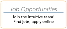 Job Opportunities Intuitive Surgical